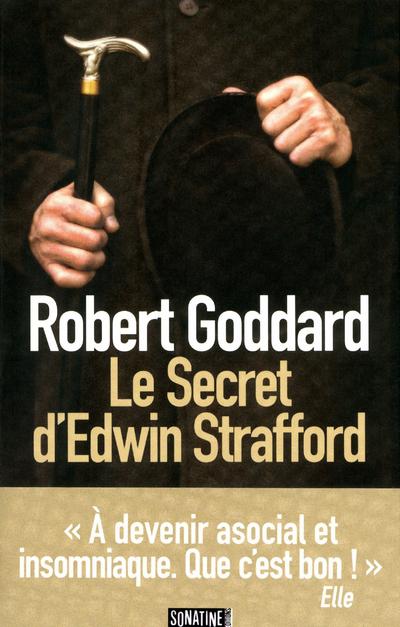 Le secret d'Edwin Strafford | GODDARD, Robert