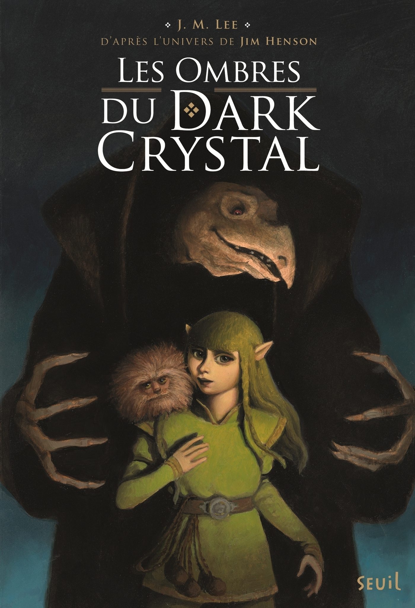 Les ombres du Dark Crystal ...