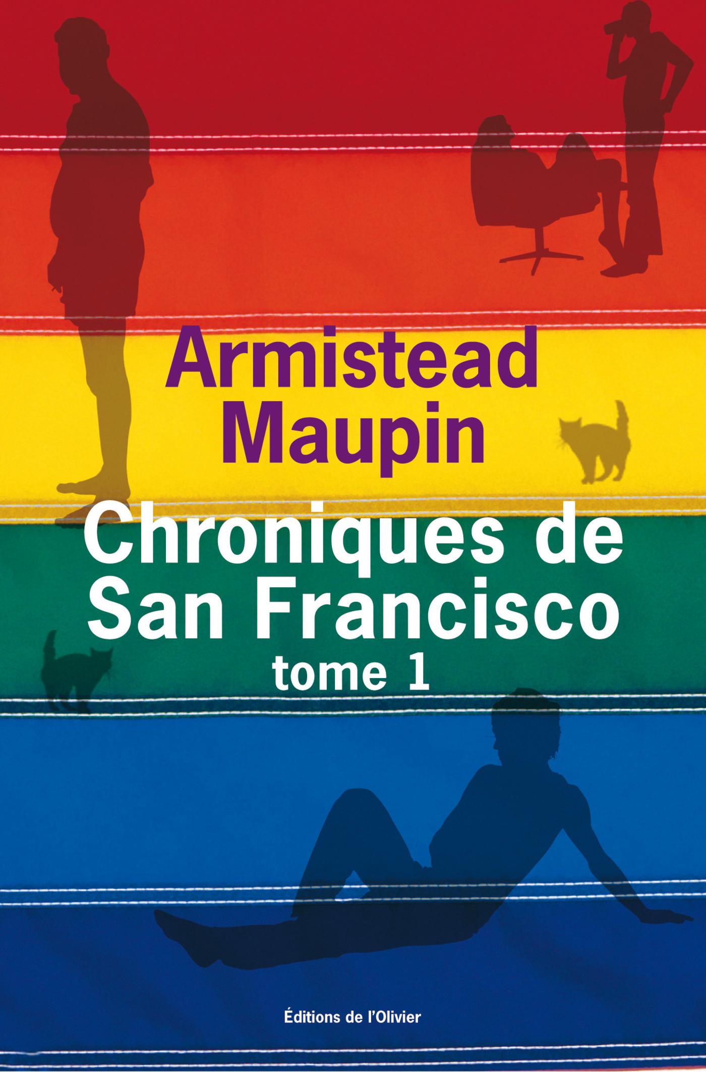 Chroniques de San Francisco - tome 1 | Maupin, Armistead