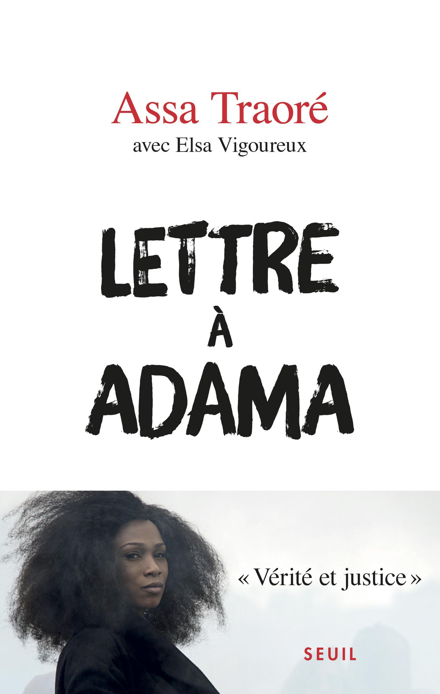 Lettre à Adama |