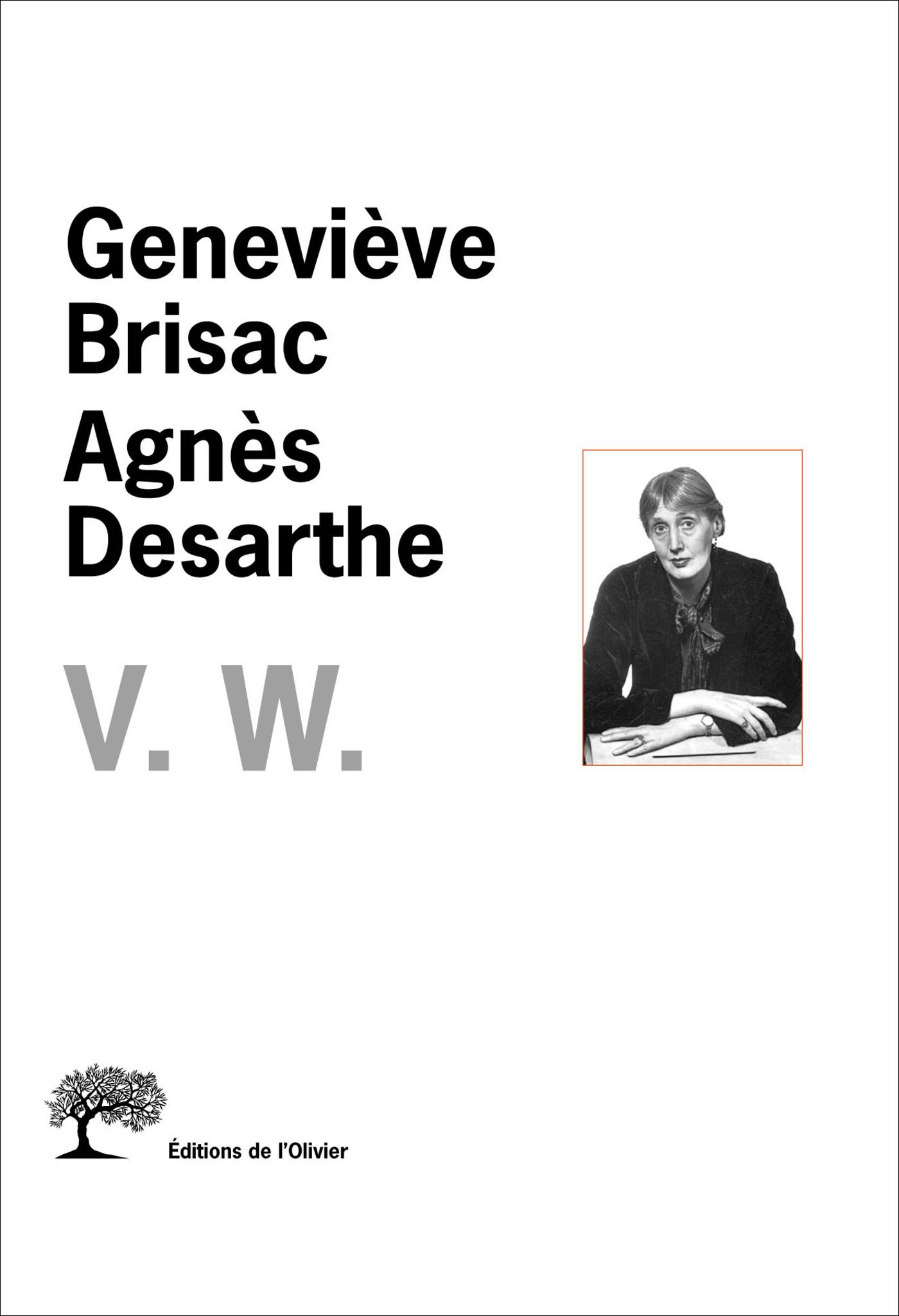 V. W. LE MELANGE DES GENRES