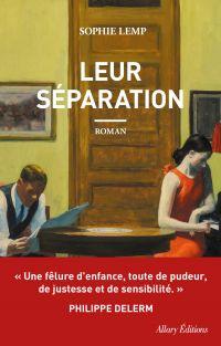 Leur séparation | Lemp, Sophie. Auteur