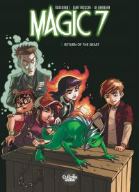 Magic 7 - Volume 3 - Return...