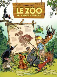 Le zoo des animaux disparus...