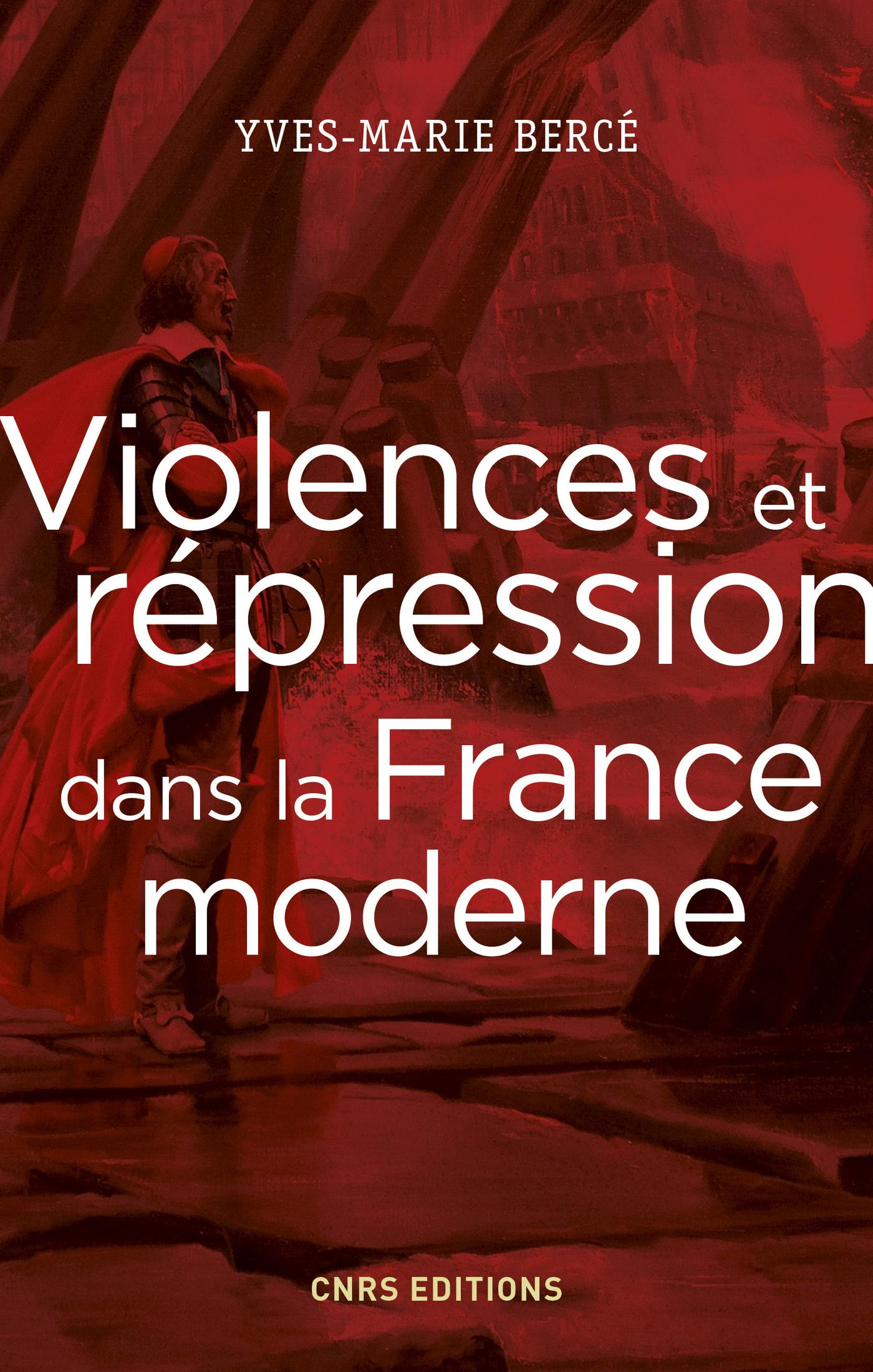 Violences et répression dans la France moderne