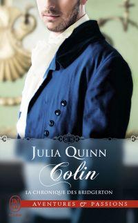 La chronique des Bridgerton (Tome 4) - Colin | Quinn, Julia. Auteur