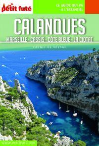 Image de couverture (CALANQUES 2019 Carnet Petit Futé)