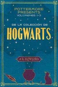 Image de couverture (Pottermore Presents: volúmenes 1-3 de la colección de Hogwarts)