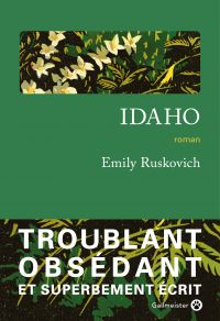 Idaho | Ruskovich, Emily. Auteur