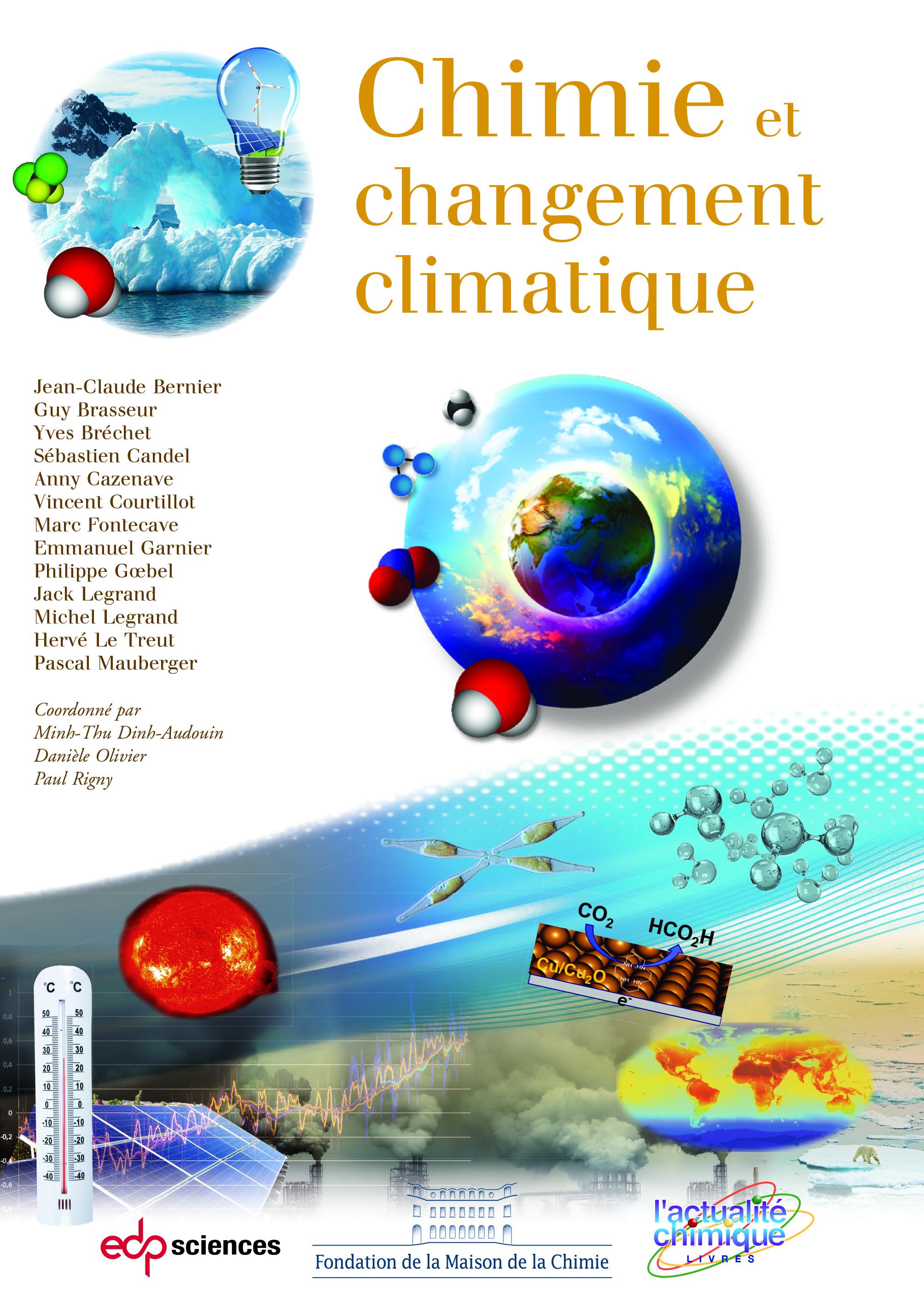 Chimie et changement climat...