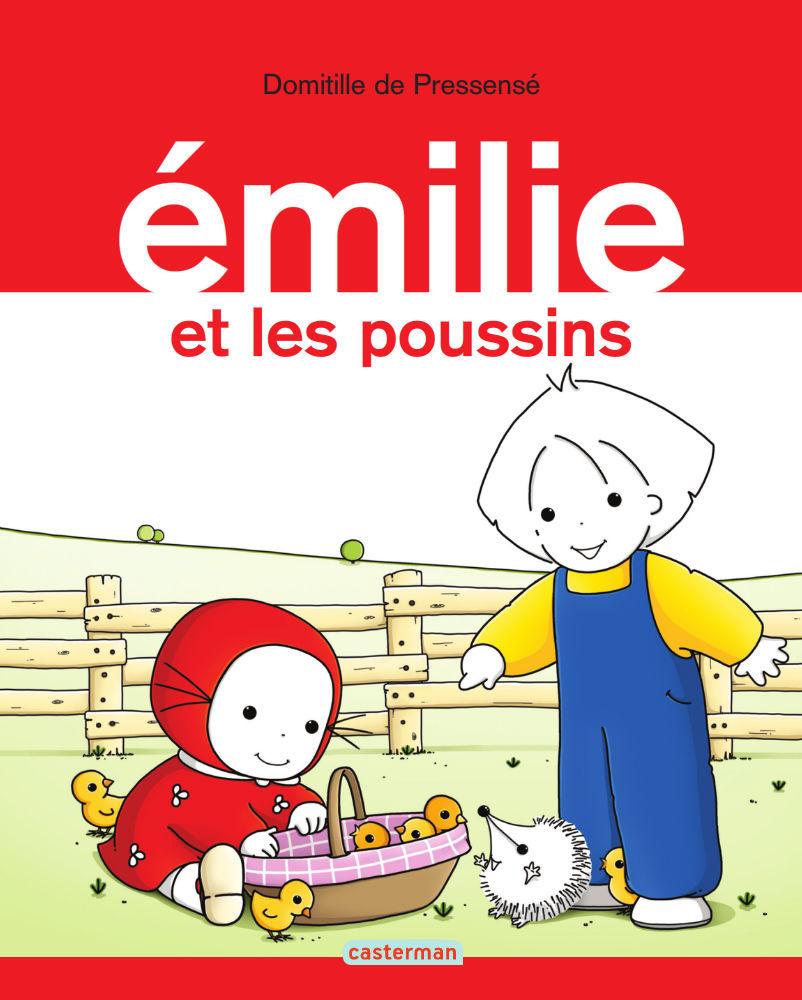 Emilie et les poussins (tome 18)