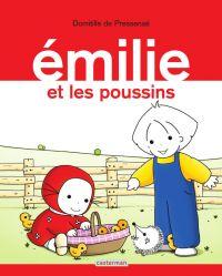 Cover image (Émilie (Tome 18) - Émilie et les poussins)