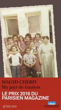 Ma part de Gaulois | Cherfi, Magyd. Auteur