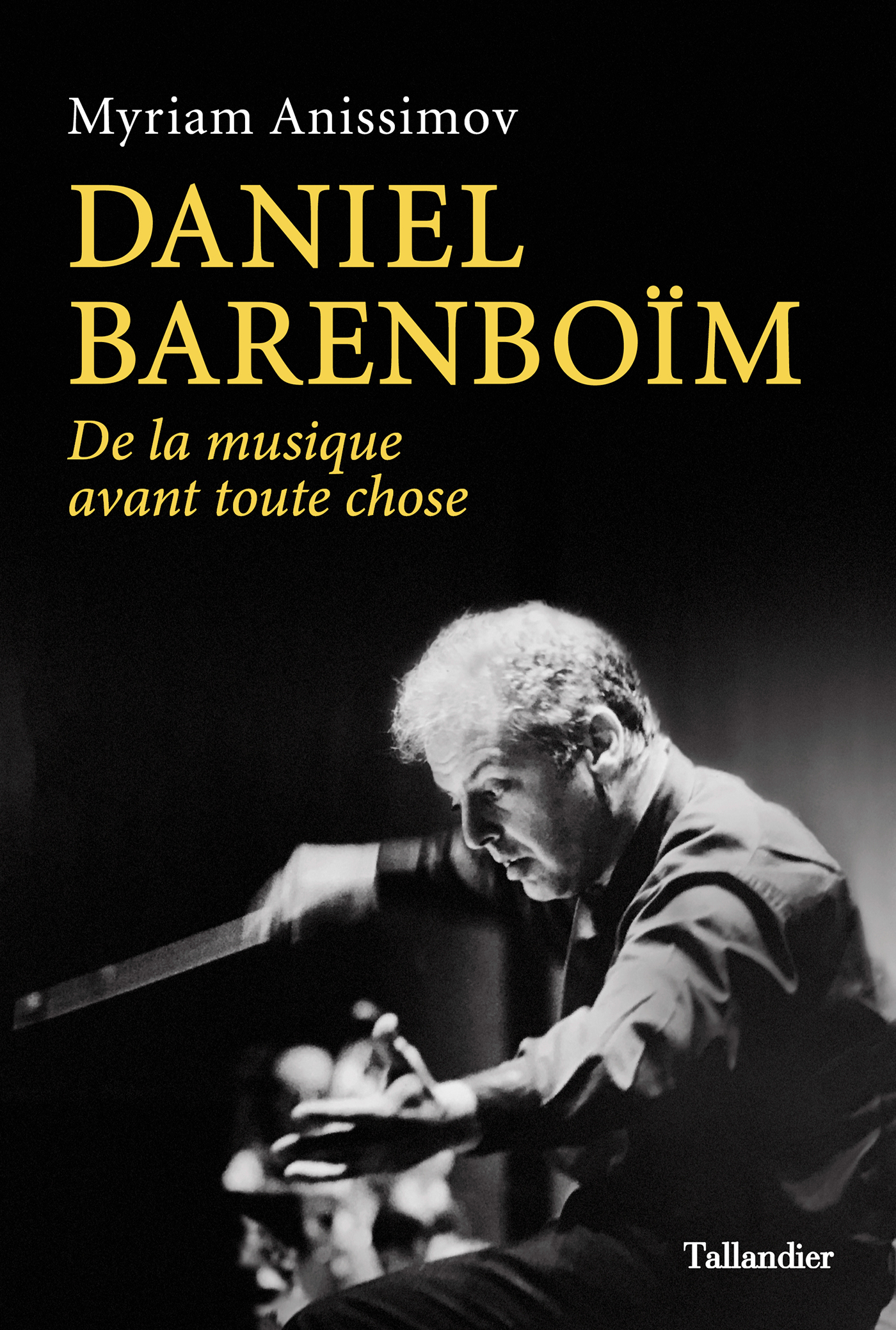 Daniel Barenbo?m