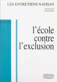 L'école contre l'exclusion