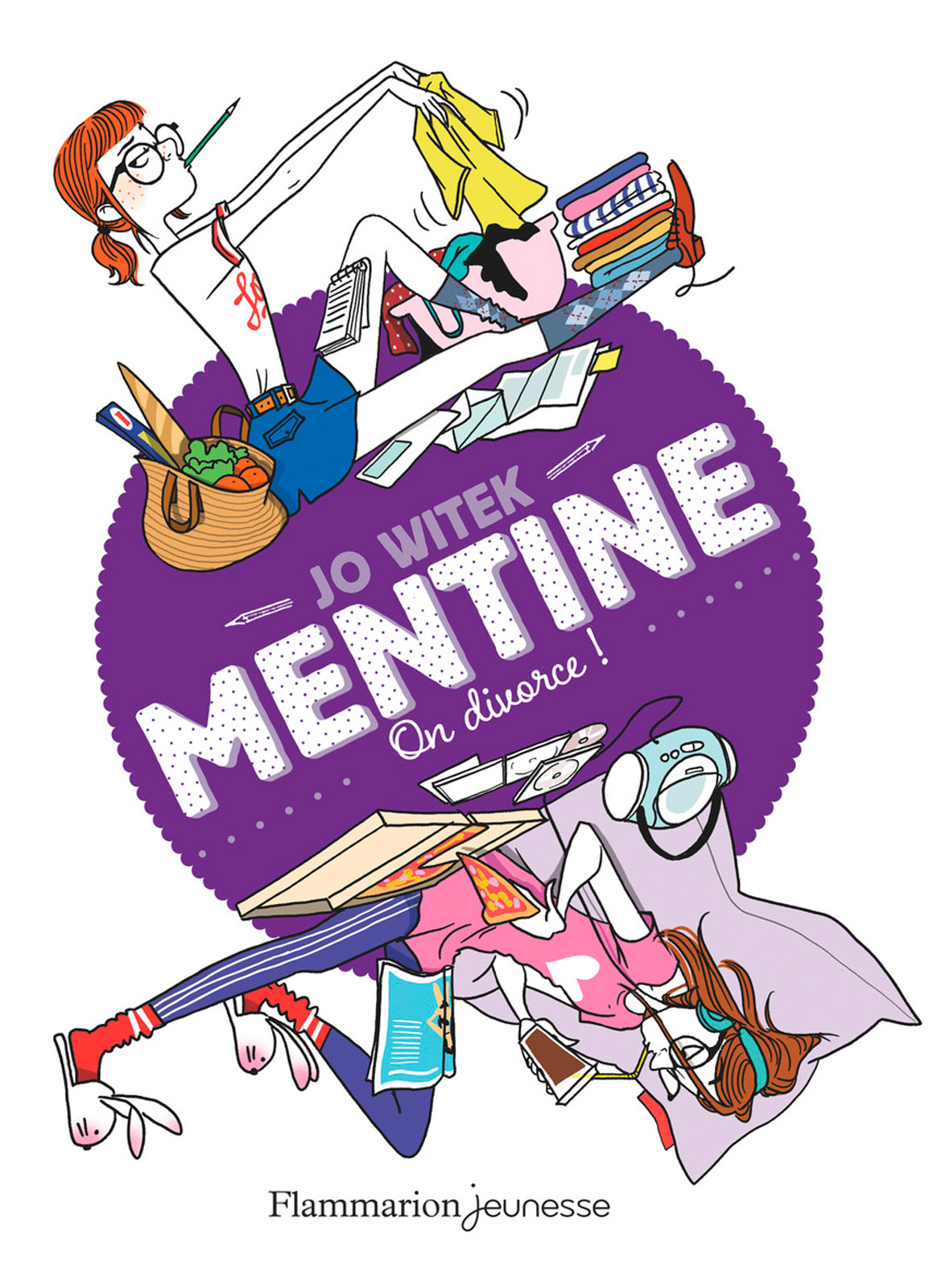 Mentine (Tome 5) - On divor...