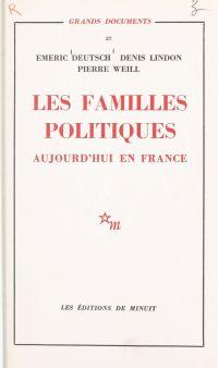 Les familles politiques : a...