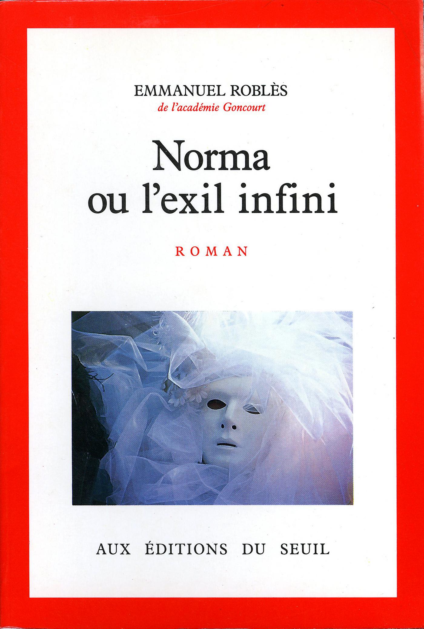 Norma ou l'Exil infini