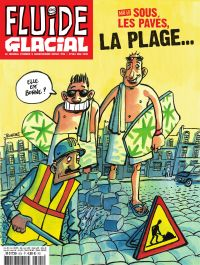 Magazine Fluide Glacial n°504