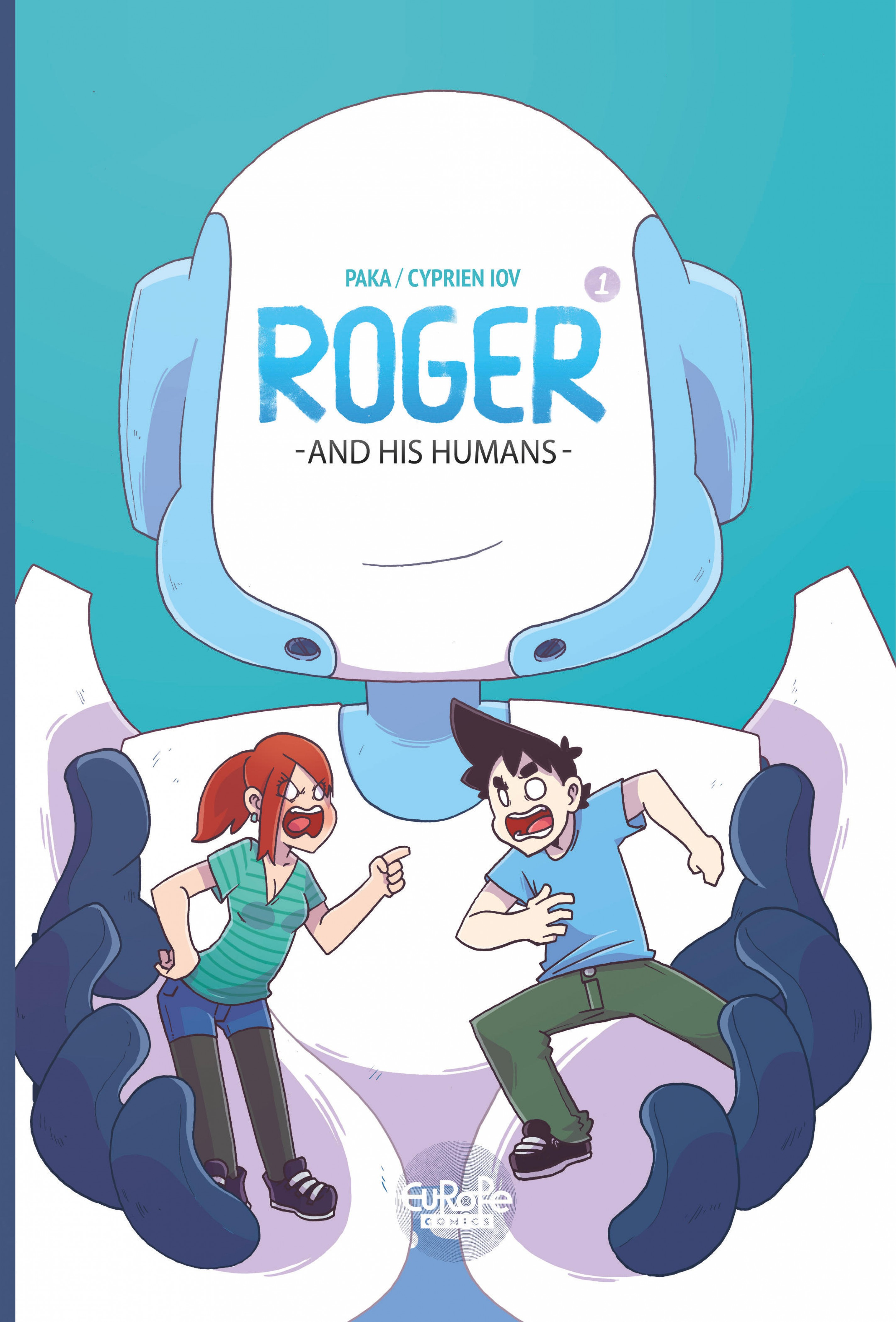 Roger and his Humans