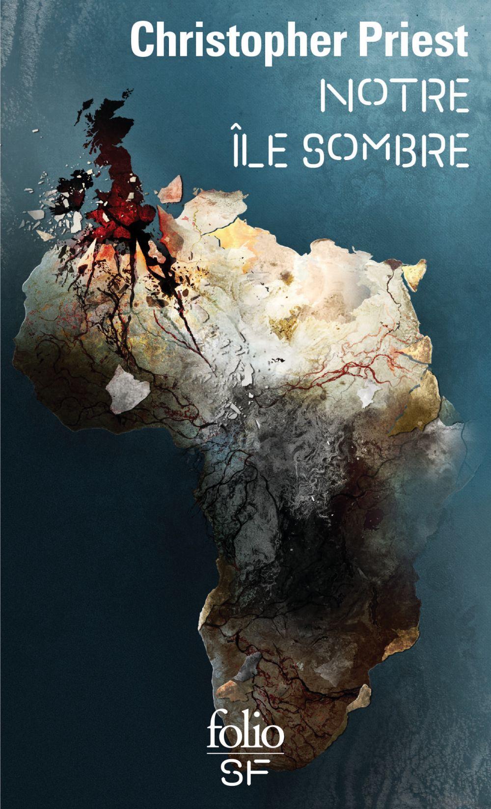 Notre île sombre (Le Rat blanc) | Priest, Christopher. Auteur