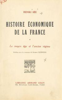 Histoire économique de la F...