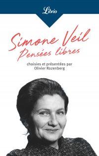Pensées libres | Veil, Simone. Auteur