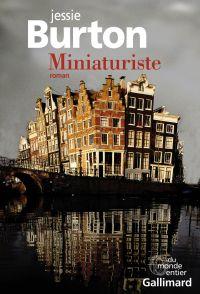 Miniaturiste | Burton, Jessie. Auteur