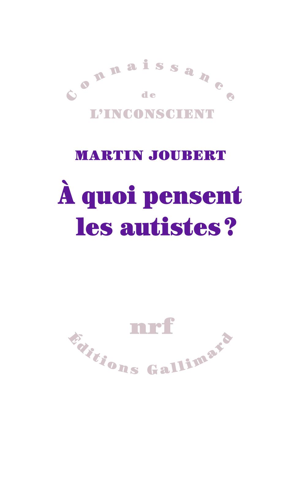 À quoi pensent les autistes?