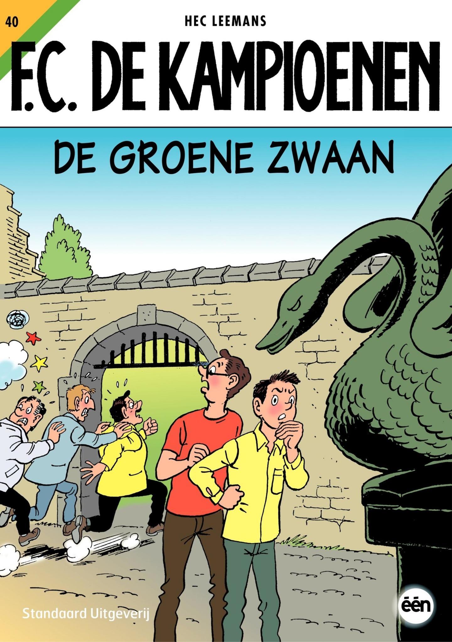 De Groene zwaan