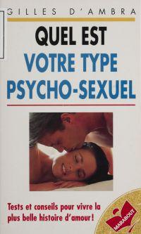 Quel est votre type psycho-...