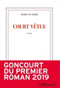Court vêtue | Gauthier, Marie. Auteur