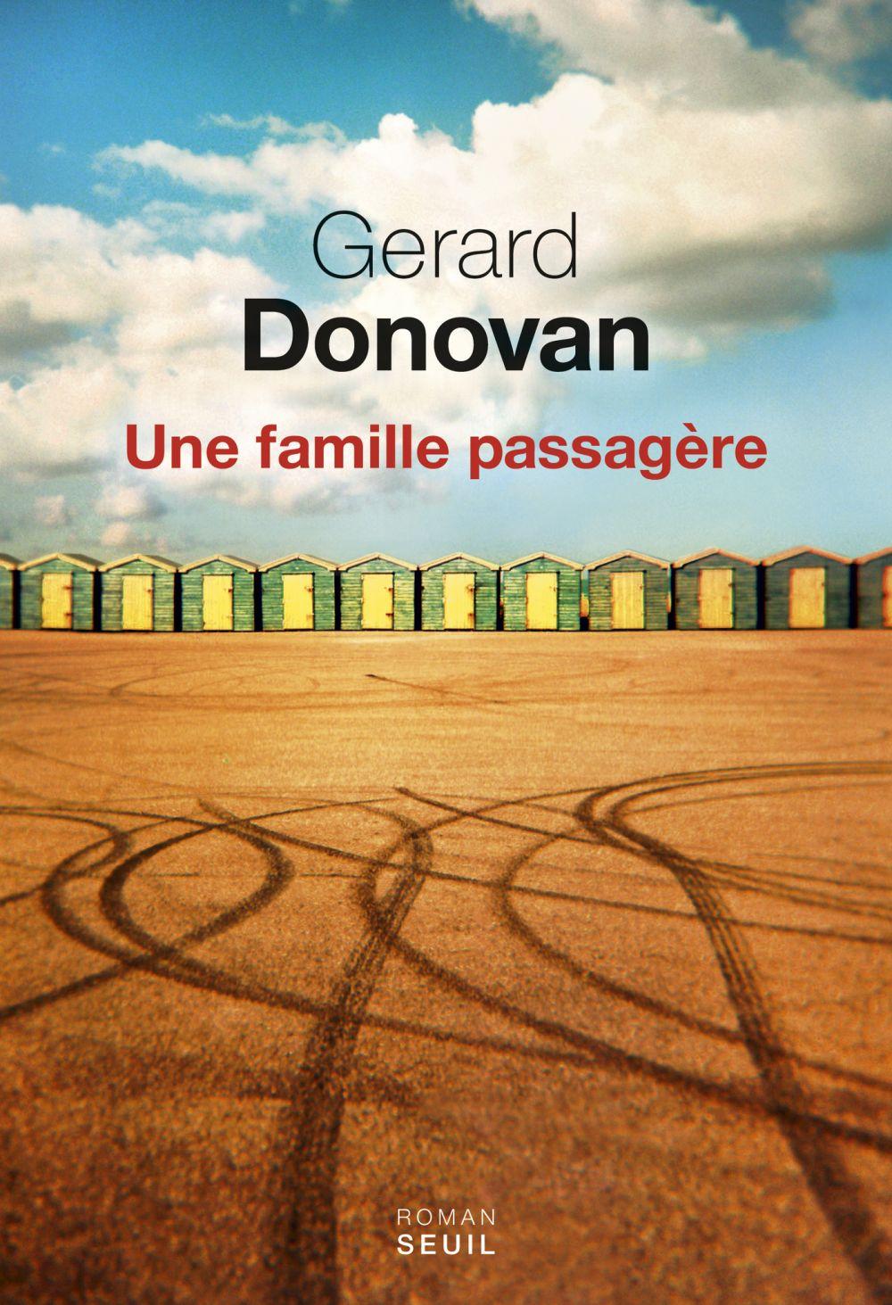 Une famille passagère   Donovan, Gerard. Auteur