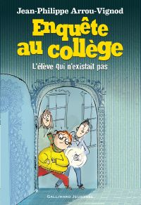 Enquête au collège (Tome 8)...