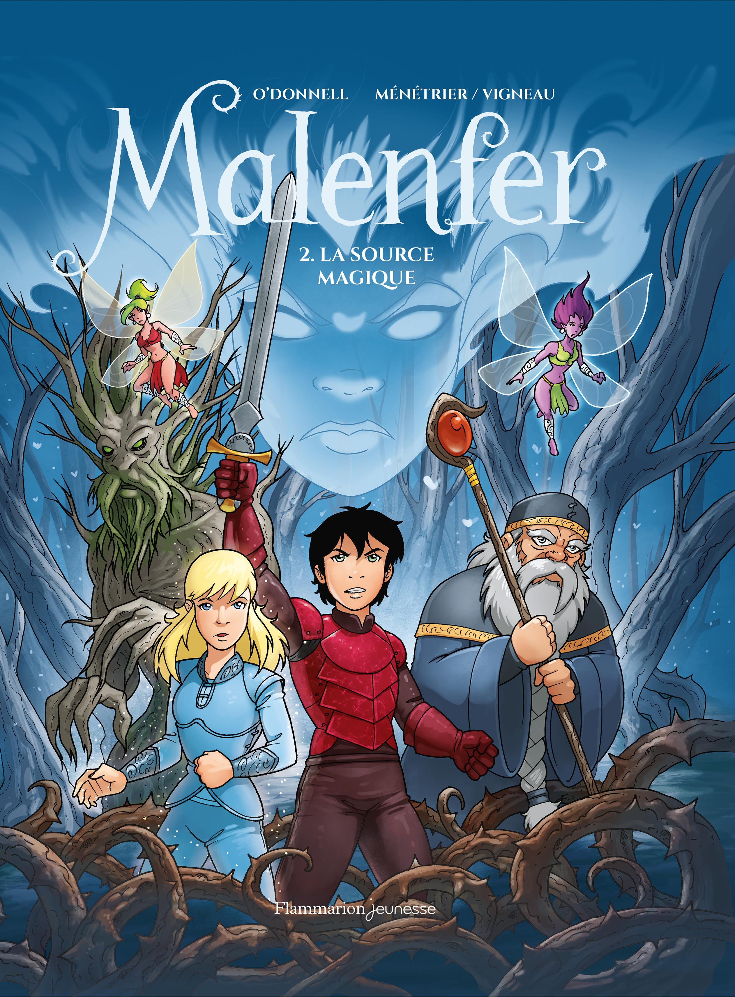Malenfer (Tome 2) - La sour...