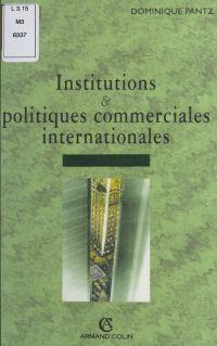 Institutions et politiques ...