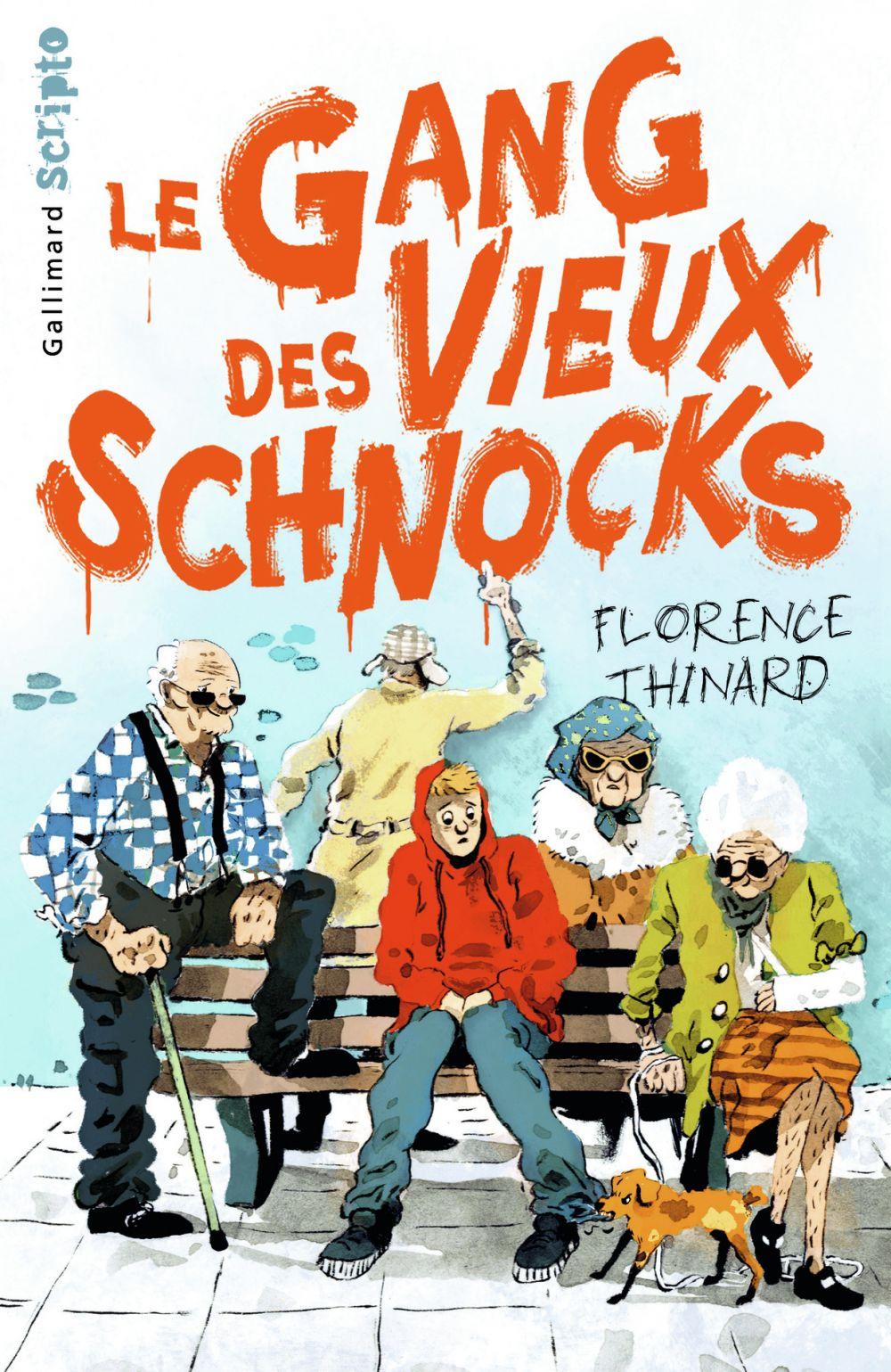 Le Gang des Vieux Schnocks |