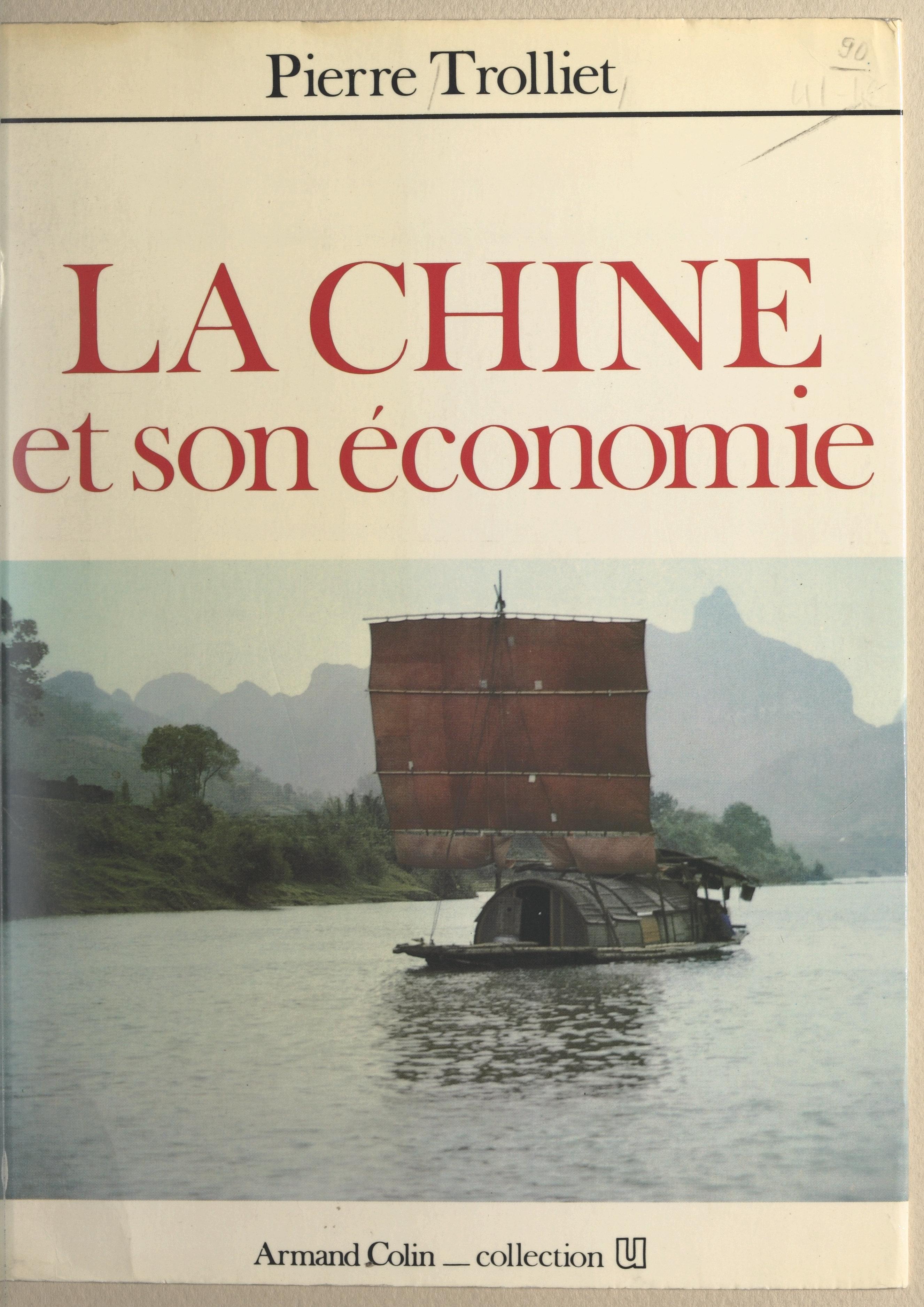 La Chine et son économie
