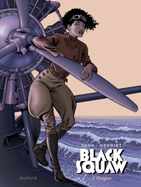Black Squaw - Tome 2 - Scar...
