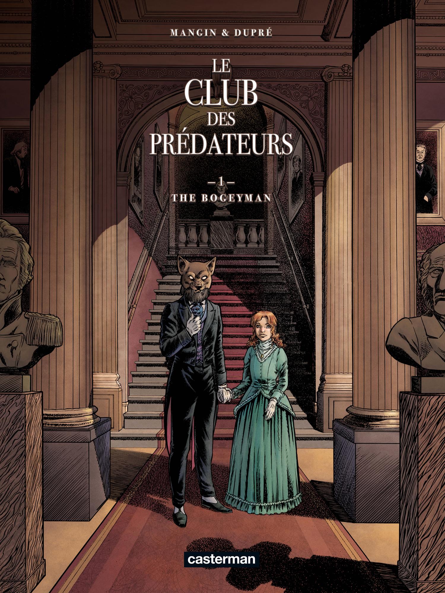 Le Club des prédateurs (Tome 1) - Le Bogeyman