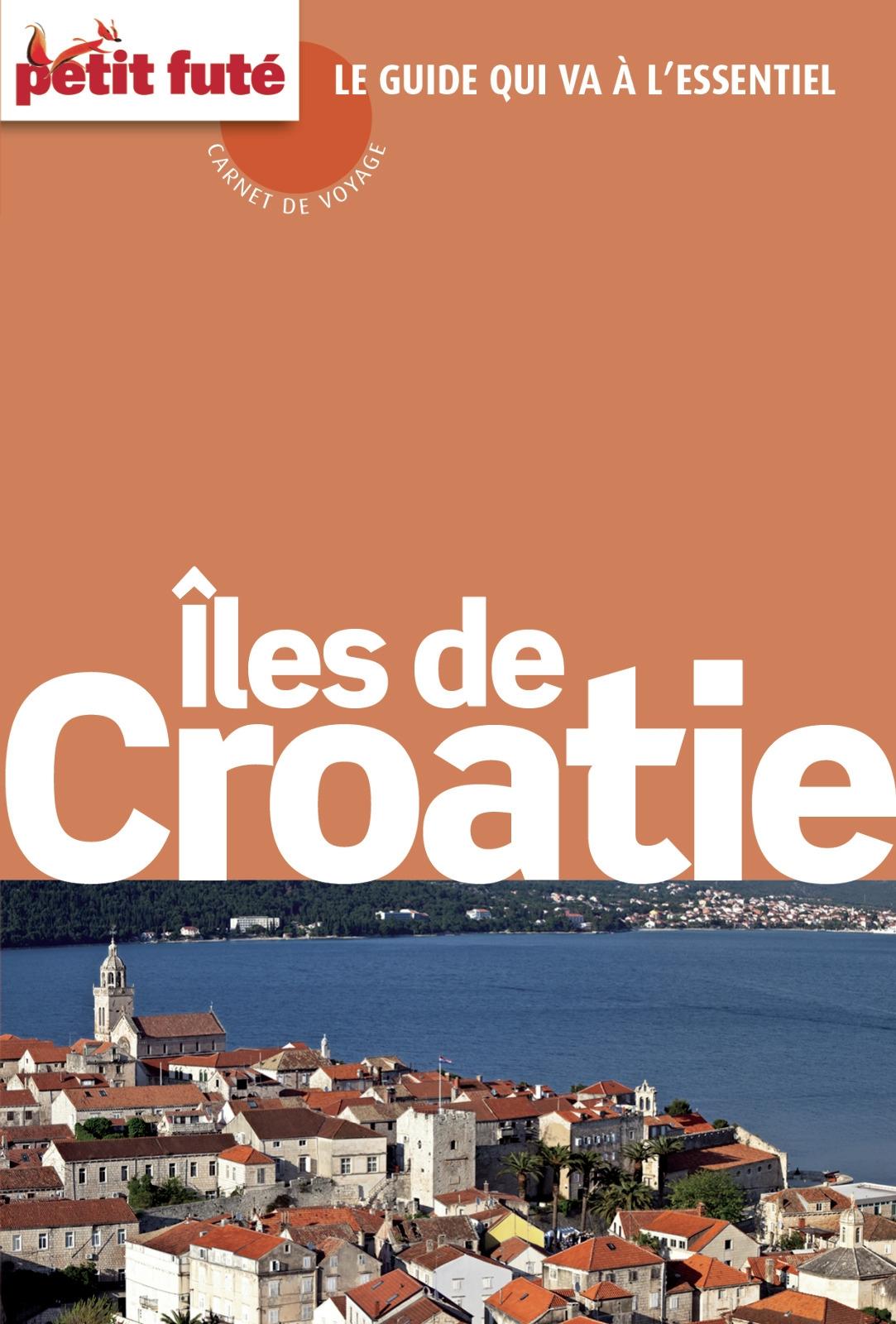 ?les de Croatie 2015 Carnet Petit Fut?