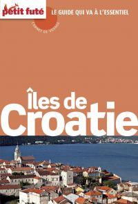 Îles de Croatie 2015 Carnet...