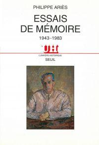 Essais de mémoire (1943-1983)