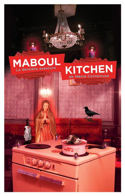 Maboul kitchen |