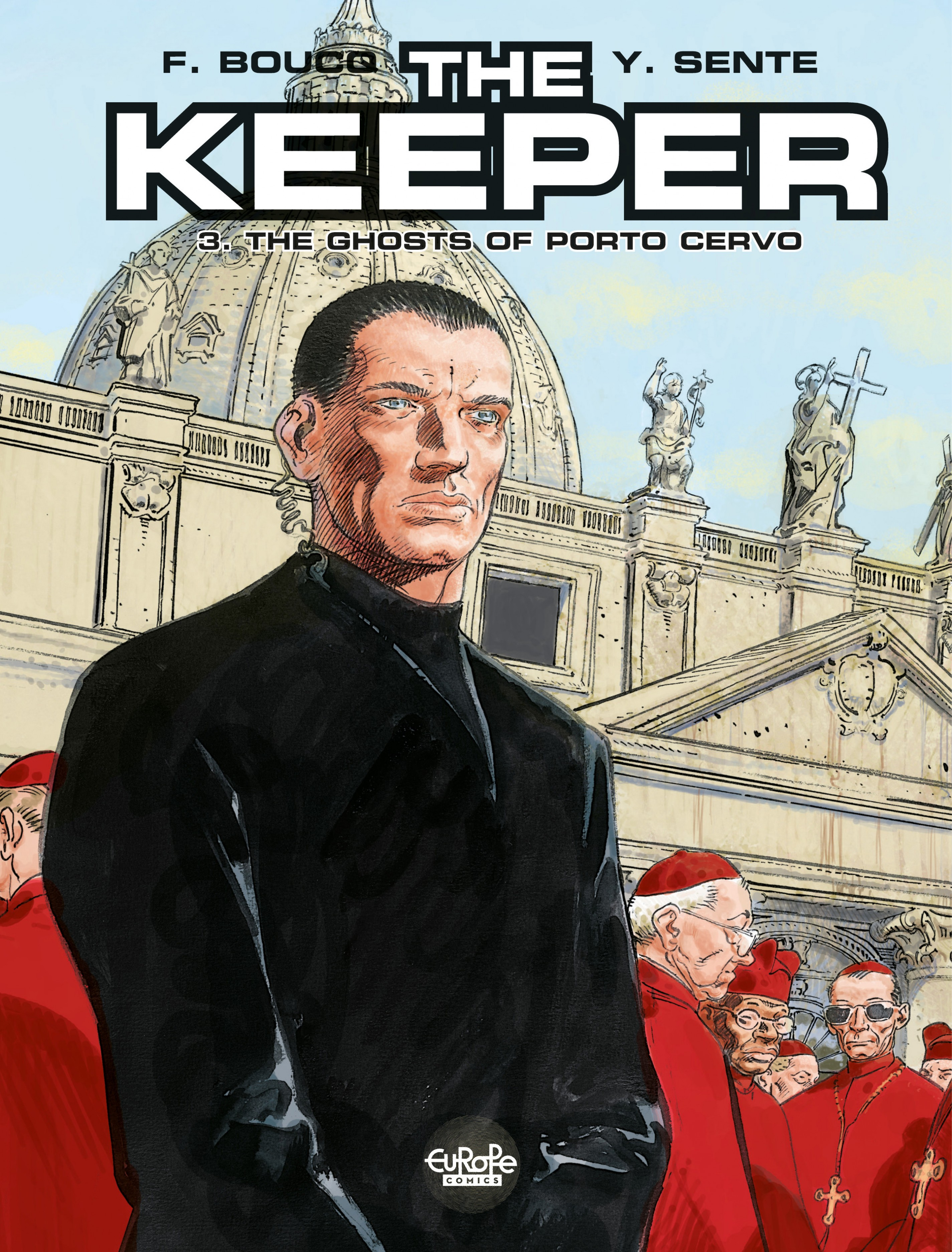 The Keeper - Volume 3 - The...