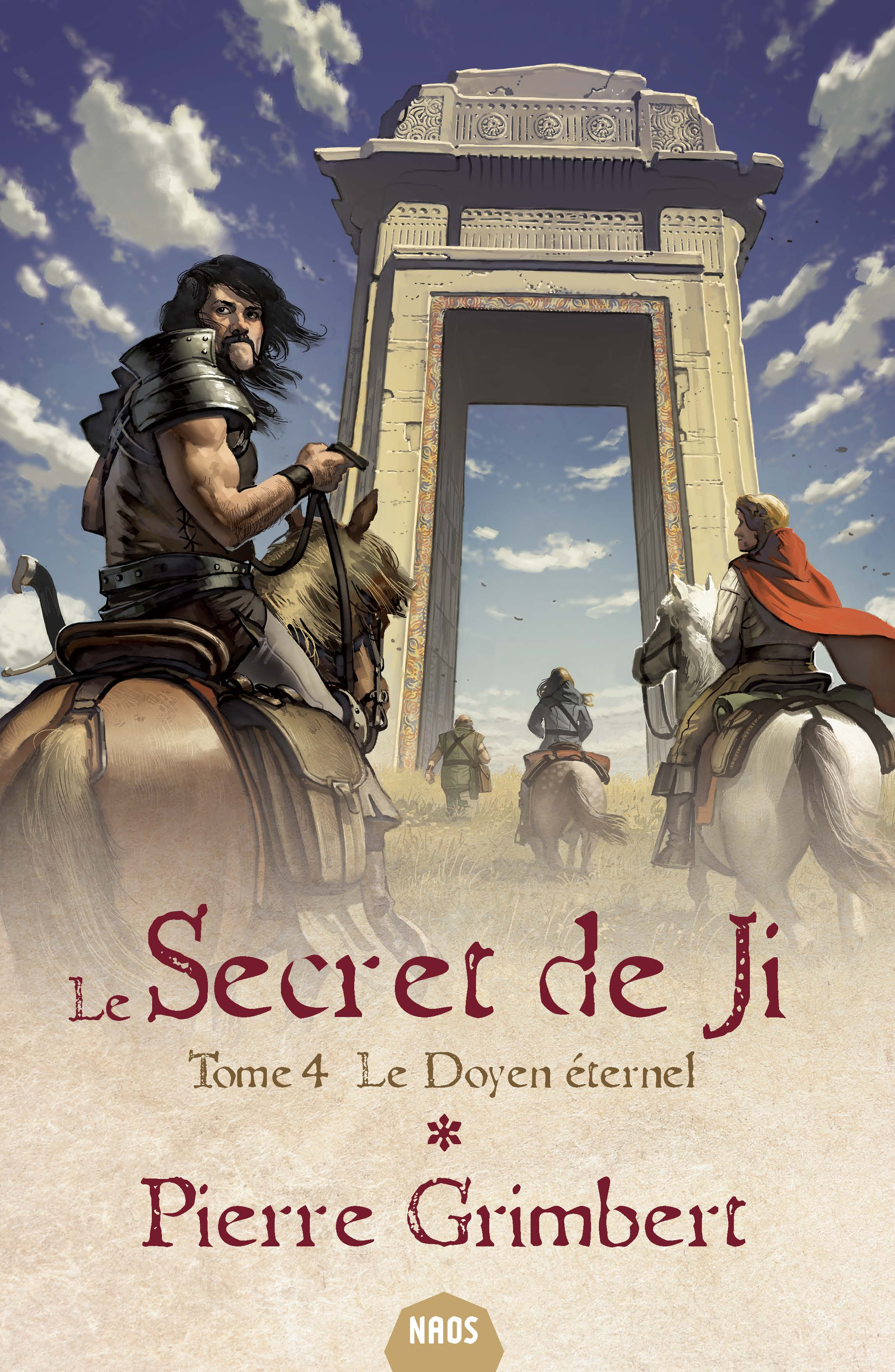 Le Secret de Ji, tome 4