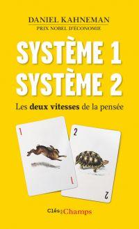 Cover image (Système 1 / Système 2. Les deux vitesses de la pensée)