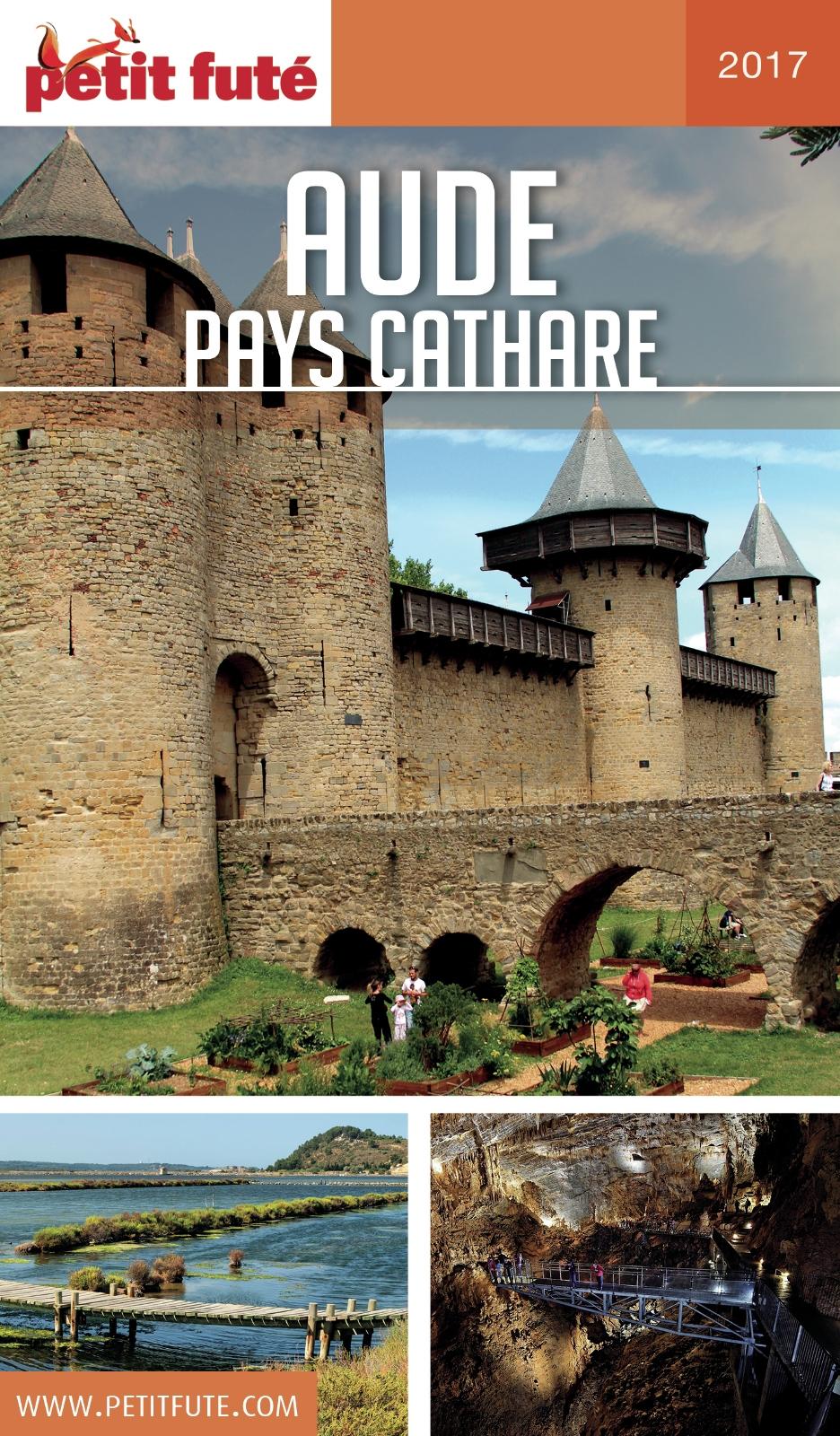 AUDE - PAYS CATHARE 2017/2018 Petit Futé