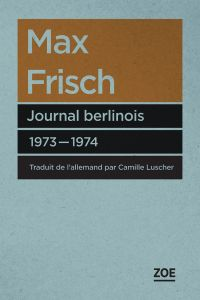 Journal berlinois 1973-1974