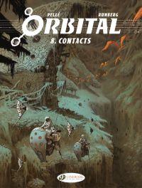 Orbital - Volume 8 - Contacts